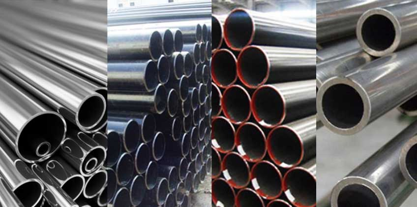 Types of Steel Pipes